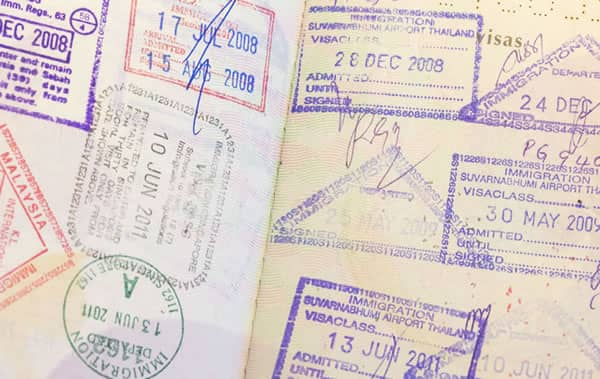 Travel Warning For Green Card Holders
