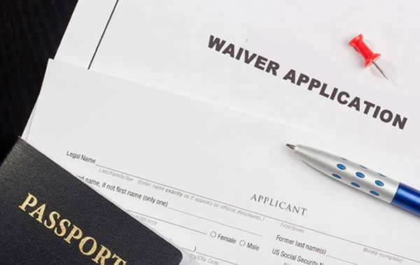 Orlando Immigration Attorney Helps Clients with Waiver Applications